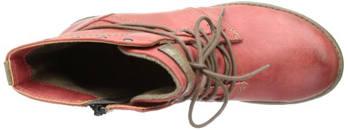 Mustang - 1134-602-5, Stivaletti Donna Rosso (Rot)