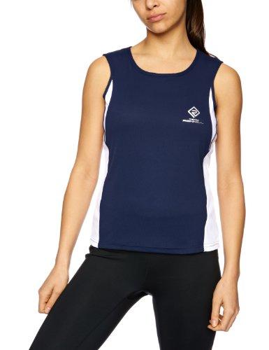 Ronhill Team Débardeur pour femme Multicolore - Bleu marine/blanc