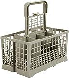 LeaBen-Cesto para cubiertos para lavavajillas 60cm Ancho-Dimensiones: 240x 136mm-plástico reforzado