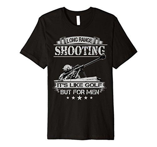Long Range Shooting ES IST WIE Golf aber für Herren Shirt -