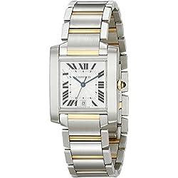 Cartier W51005Q4 - Reloj de pulsera hombre