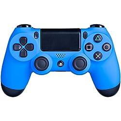 DUALSHOCK 4 inalámbrico azul para PS 4 - Tacto suave y mejor agarre