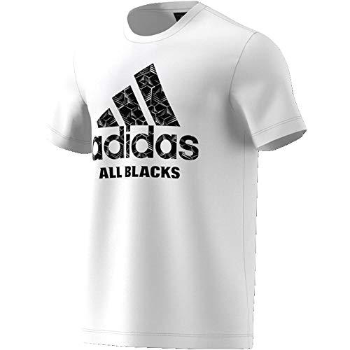 quality design 1dbe4 e07b2 Adidas Performance All Blacks Graphic T Shirt, Homme, BlancNoir, FR