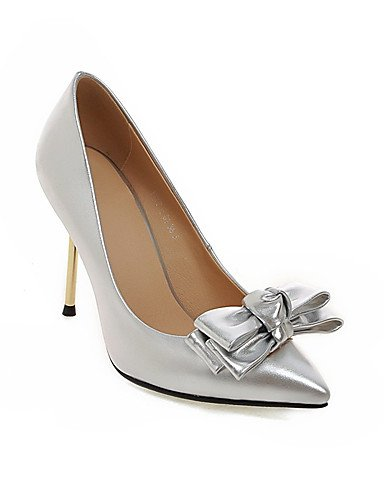 WSS 2016 Chaussures de mariage-Noir / Rose / Rouge / Argent-Mariage / Habillé / Soirée & Evénement-Talons / Styles / Bout Pointu-Chaussures à 3in-3 3/4in-pink