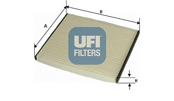 Ufi Filters 53.185.00 Filtre cabane