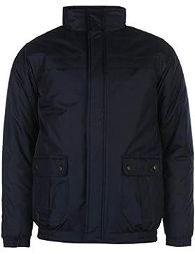 Pierre Cardin chaqueta acolchada para niña para hombre azul marino chaquetas abrigos Outerwear, azul marino, large