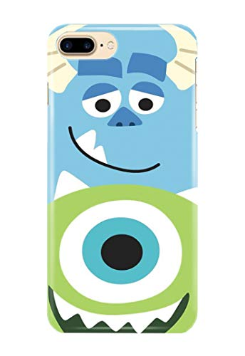 Case Me Up Handy Hülle für iPhone 7+ [Plus] Monsters Inc. James Boo Mike Disney 8 Designs (Monster Aus Monsters Inc)