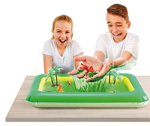 Simba Glibbi Slime Dino Pack Masse Viscose 5953364 Spiel, grün (