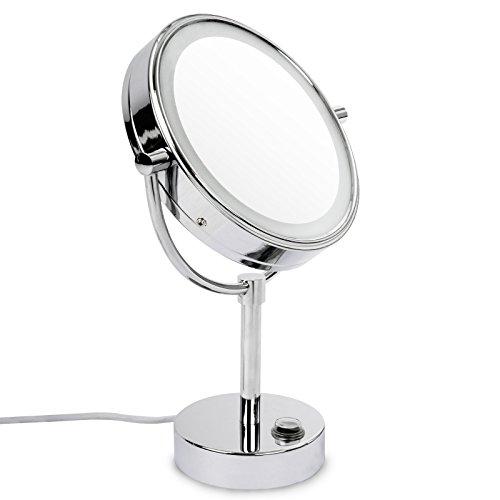 Casa Pura - Espejo cosmético con iluminación led
