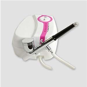 Maquillage Airbrush Kit 1pc mini compresseur d'air +1 pc Airbrush Buse Dia. 0.3- 0 .5 mm Cup