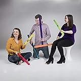 Wak-a-Tube Tubes de percussion chromatiques Lot de 5 (Import Royaume Uni)