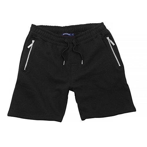 brave-soul-herren-martell-shorts-mit-kordelzug-und-reissverschlusstaschen-m-schwarz