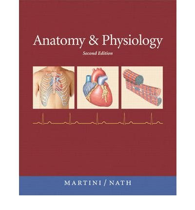 By Frederic H Martini ; Judi L Nath ; Martini ( Author ) [ Anatomy & Physiology with IP-10 (Revised) Mya&p By Jan-2009 Hardcover