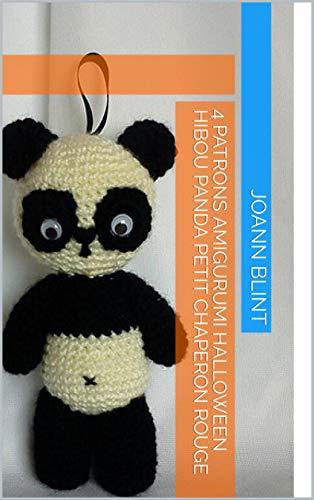 Panda Amigurumi Häkelanleitung von Little Bear Crochets | 500x314