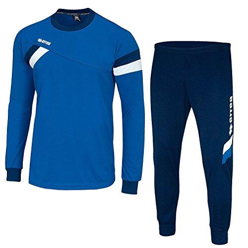 Kit Errea Forward Set - hellblau/blau