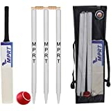 Wooden Cricket Kit for Tennis Ball Size 5 Combo for Age Group 12-14 Years