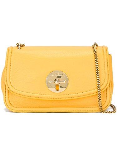 see-by-chloe-femme-9s7872p265giallo-jaune-cuir-sac-porte-epaule