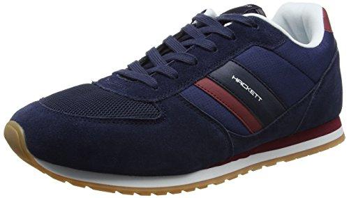 Hackett Winfield, Zapatillas para Hombre, Azul (Navy), 40 EU