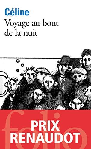 Voyage au bout de la nuit (Folio t. 28)