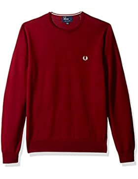 Fred Perry Fp Classic Crew Neck