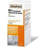 Ibu-ratiopharm 2% Saft, 100 ml preisvergleich bei billige-tabletten.eu