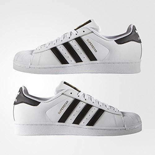 Adidas Superstar Schuhe running white-core - 14