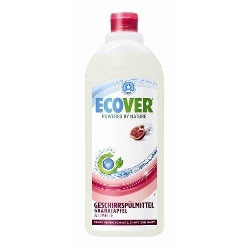 Ecover Geschirrspülmittel Granatapfel und Limette, 3er Pack (3 x 500 ml) Ecover Geschirrspülmittel
