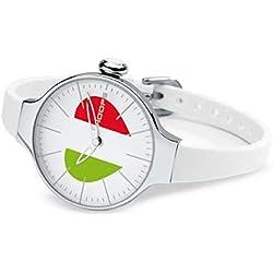 HOOPS Uhren CHERIE Heart Silver Damen 2483l-50