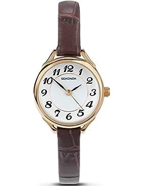 Sekonda Damen-Armbanduhr Analog Quarz 4701.38
