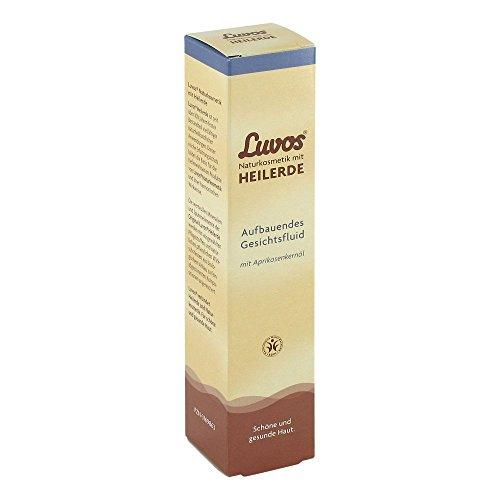 Luvos Gesichtsfluid Basispflege aufbauend 50 ml