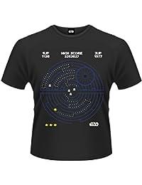 Plastic Head Star Wars Video Maze, Camiseta para Hombre