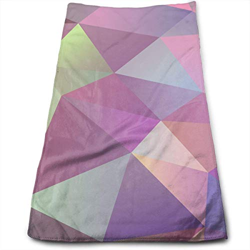Liumiang Handtuch Exotic Color Geometry Quick Dry Hand Towels Tie-Dye Bear Terry Towel Pool Gym Towels - Terry Tie Dye