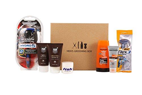 Amazon Men's Grooming Sample Box