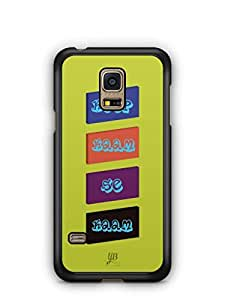 YuBingo Keep Kaam Se Kaam Designer Mobile Case Back Cover for Samsung Galaxy S5 Mini