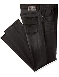 Indigo Nation Street Men's Slim Fit Jeans