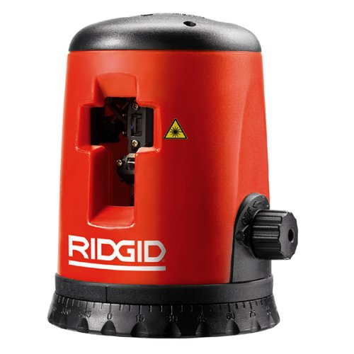 ridgid-cl-100-micro-self-leveling-cross-line-laser-with-tripod