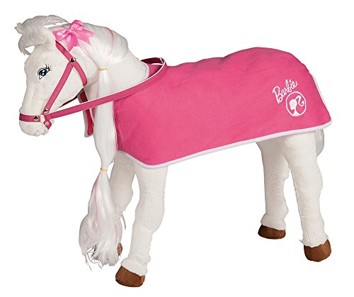 Happy People 58050 - Barbie Pferdedecke 2-in-1