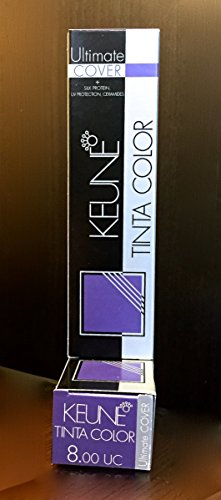 Keune Tinta Ultimate Cover, 8.00 Light Blonde.2.1 Oz by Keune Tinta