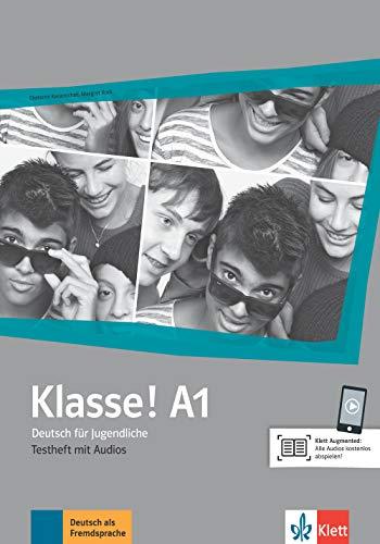 Testheft A1 mit Audios por Ekaterini Karamichali
