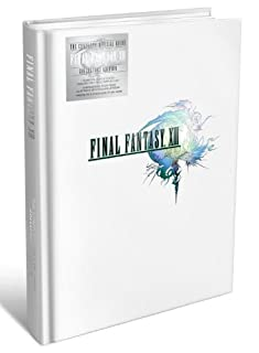 Final Fantasy XIII Complete Official Guide (0307468380) | Amazon price tracker / tracking, Amazon price history charts, Amazon price watches, Amazon price drop alerts