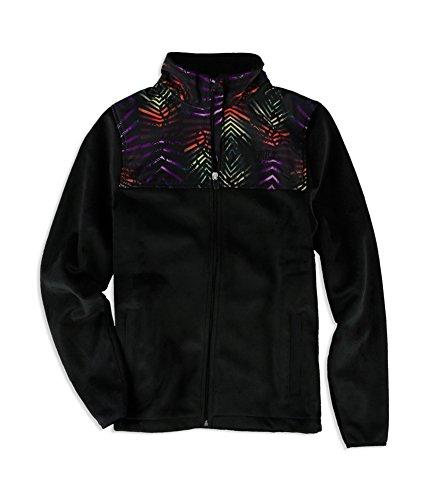 Fila Womens Fleece Fz Track Jacket (Fila Jacke Frauen Fleece)