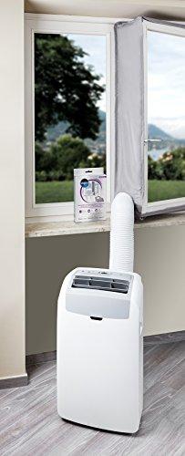 Wpro kit chiusura ermetica per climatizzatori mobili cak002 for Climatizzatori amazon