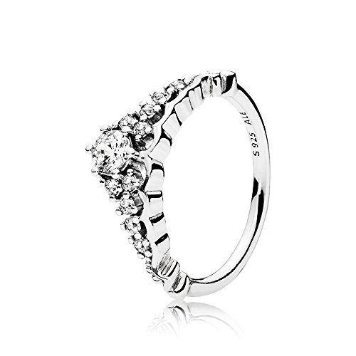 Pandora piercing ad anello donna argento - 196226cz-58
