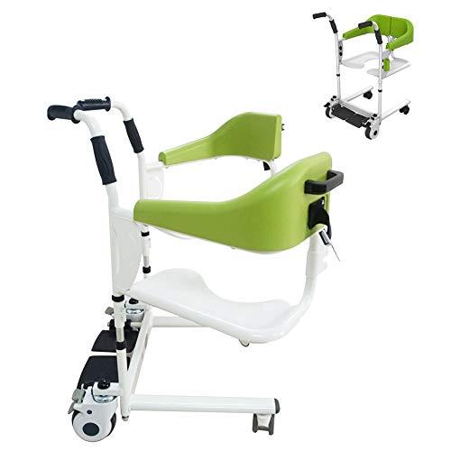 Ayuda de transferencia del paciente, transferencia de silla de ruedas Transferencia deslizante...