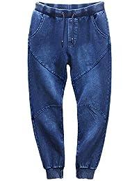 vasta selezione di 55838 34912 Amazon.it: Jeans Elastico Vita - 5XL / Uomo: Abbigliamento