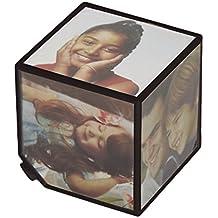 Incidencia Paris 31274 Cubo cámara Giratorio plástico Negro ...