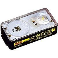 LED Luz salvavidas alkalite II Chaleco salvavidas Flash Lámpara Not Flash