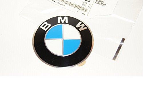 Original BMW Emblem 36136767550, Leichtmetallrad, selbstklebendes Aufkleber-Emblem, 64,5mm -