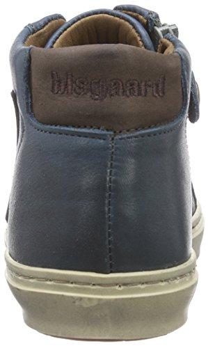 Bisgaard Unisex-Kinder Hohe Sneakers Blau (25 Jeans)