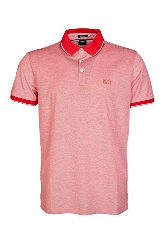 Hugo Boss Herren Poloshirt Rot Rot Rot